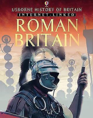 Brocklehurst, Ruth, Roman Britain: With Internet Links (History of Britain), Ver
