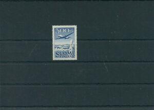 Finlande-1950-Mi-384-Neuf-MNH-Plus-Sh-Boutique