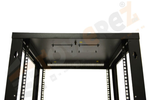 "FLAT PACK 9U 19/"" 600 W x 450mm D Network Data Wall Rack audio cabinet"