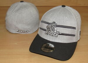 68191707d8d New Mexico State Aggies Gridiron 39Thirty Flex Fitted Hat Cap Men s ...