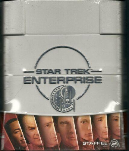 1 von 1 - Star Trek Enterprise 2 2005 Hart Box Neu OVP Sealed Deutsche Ausgabe