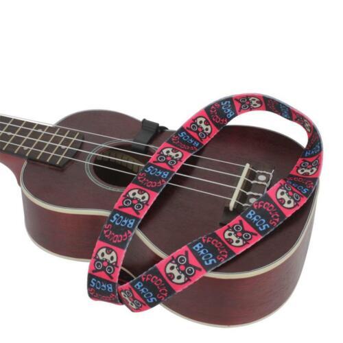 Ukulele Strap, Ukulele Gurt Tragegurt Gitarrengurt Retro Ethnic Style