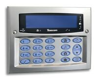 Texecom Keypad Premier Elite Smk Satin Chrome Dbd-0129