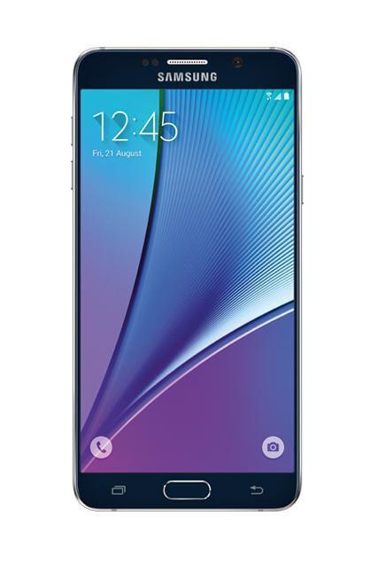 Samsung Galaxy Note5 SM-N920V - 32GB Black Sapphire  New