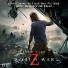 World War Z [Original Score] LP (Vinyl, Jul-2013, Warner Bros.)