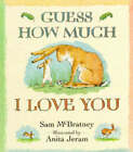 Guess How Much I Love You Book Chart by Walker Books Ltd (Hardback, 1994)