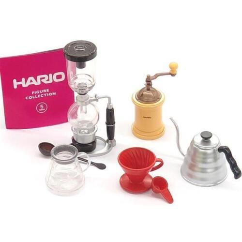 Dollhouse Miniature Kitchen Accessory Hario Coffee Grinder Pot Cup 1PC Random