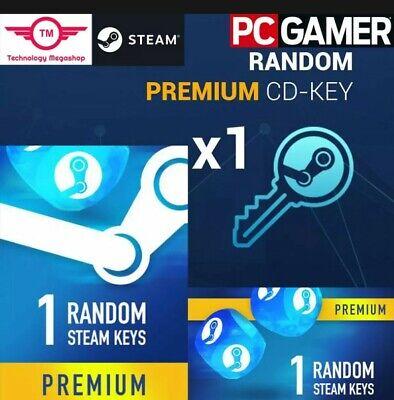 1 Random Premium Steam Game Key | eBay