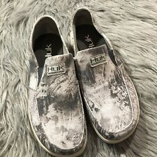 HUK Brewster Leather Casual Shoes