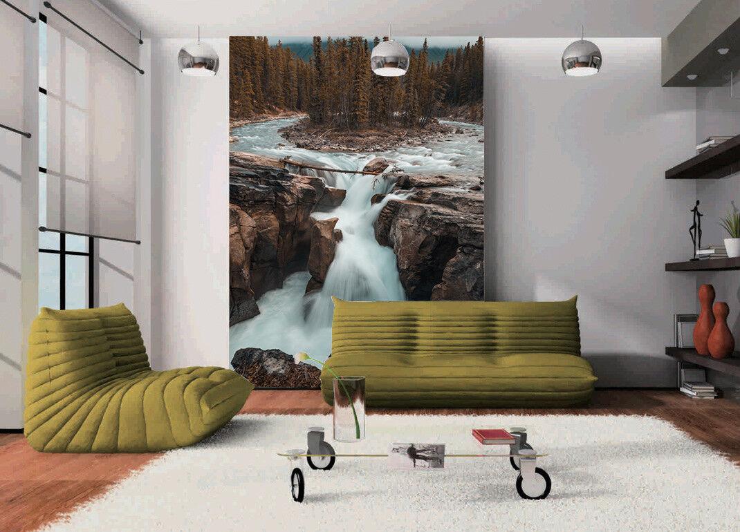 3D Stream Sky 426 Wallpaper Murals Wall Print Wallpaper Mural AJ WALL AU Kyra