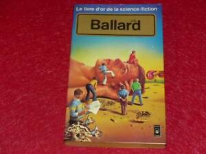 [BIBLIOTHEQUE H. & P.-J. OSWALD] J.G. BALLARD / COLLECTION LOSF SF EO 1980 - France - Langue: Franais Thme: Arts et Photographie - France