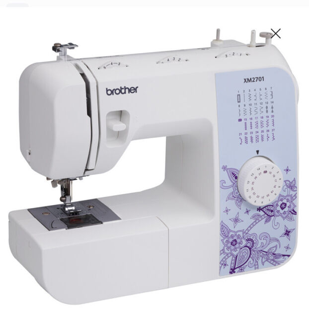 New Brother XM2701 Lightweight Full Featured Sewing ...
