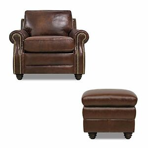 New Luke Leather Dk Caramel Brown Italian Leather Quot Levi