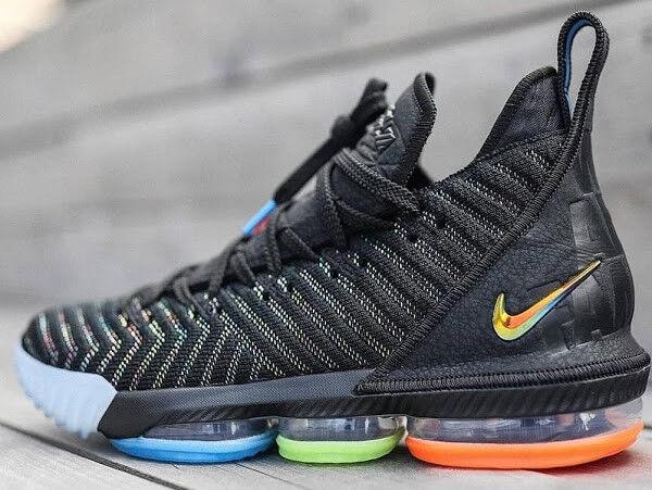 official photos 8e1bc 53035 Black AO2588-004. 14. Size Promise I 16 LeBron Nike Multi ...