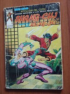 Antologia-de-comic-de-Marvel-editorial-Vertice-N-14-Shang-Chi
