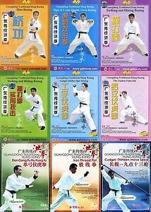 Chinese-Tradition-Kungfu-Hong-Boxing-Hung-Kung-complete-Series-by-Lin-Xin-13DVDs