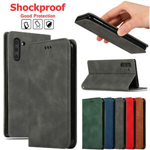 For-Samsung-Galaxy-Note-10-Plus-Case-Luxury-Magnetic-Leather-Wallet-Slim-Cover