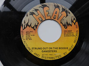 chicago gangsters strung out on the boogie 1981 funk modern soul mint import - Ripley, United Kingdom - chicago gangsters strung out on the boogie 1981 funk modern soul mint import - Ripley, United Kingdom