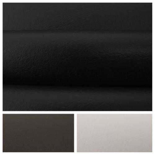 Doux Grain Ignifuge Texturé Sofa Sièges Simili Cuir Papier Peint Tissu