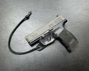 Gunner's Custom Holsters Trigger Guard holster IWB Sig Sauer