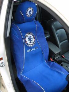 Image Is Loading Chelsea Football Club Car Accessory Full Seat