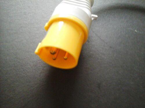 11OV 16AMP Plug to 1 Gang 240 V Socket pour PAT Testing;; sparkydeals;;
