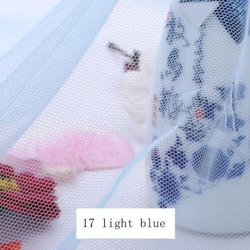 1M*160CM TUTU Tulle Soft Mesh fabric Gauze Craft//Clothing//Curtain//Mosquito net A