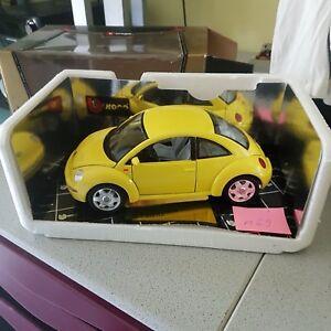 VW Beetle von Bburago 1:18 - Backnang, Deutschland - VW Beetle von Bburago 1:18 - Backnang, Deutschland