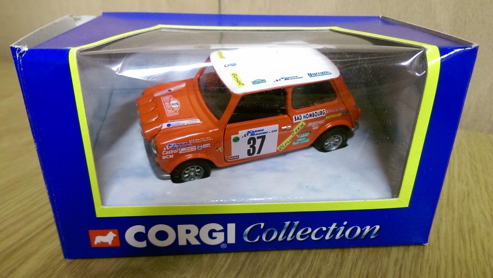 Corgi 04407 Monte Carlo Rally Mini No.37 Ltd Ltd Ltd Edición No. 0003 de 5500 c894a9
