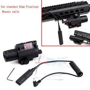 Tactical-Red-Laser-Sight-Flashlight-Combo-for-20mm-Weaver-Picatinny-Rail-Rifle