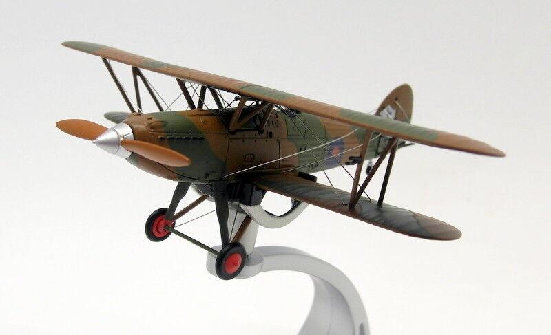 Corgi 1 72 Scale diecast - AA27302 Hawker Fury 43SQN RAF Munich Crisis 1938