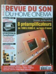 la-Revue-du-son-N-283-de-2004-PROJECTEUR-SIM2-LINK-MARANTZ-ELIPSO-CA43