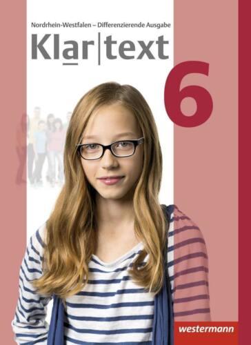 1 von 1 - Klartext 6. Schülerband. Differenzierende Ausgabe. Nordrhein-Westfalen (2015, G…