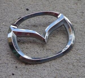 wide range lowest price quite nice Details about Mazda M trunk emblem badge decal logo 626 Protege MPV 6 OEM  Factory Stock