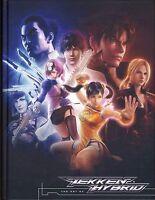 The Art Of Tekken Hybrid Blood Vengeance Tekken Tag Hd Tekken Tag 2 Prologue