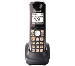 Panasonic-KX-TGA652B-DECT-6-0-Extension-Cordless-Phone-Handset-w-Headset-Jack
