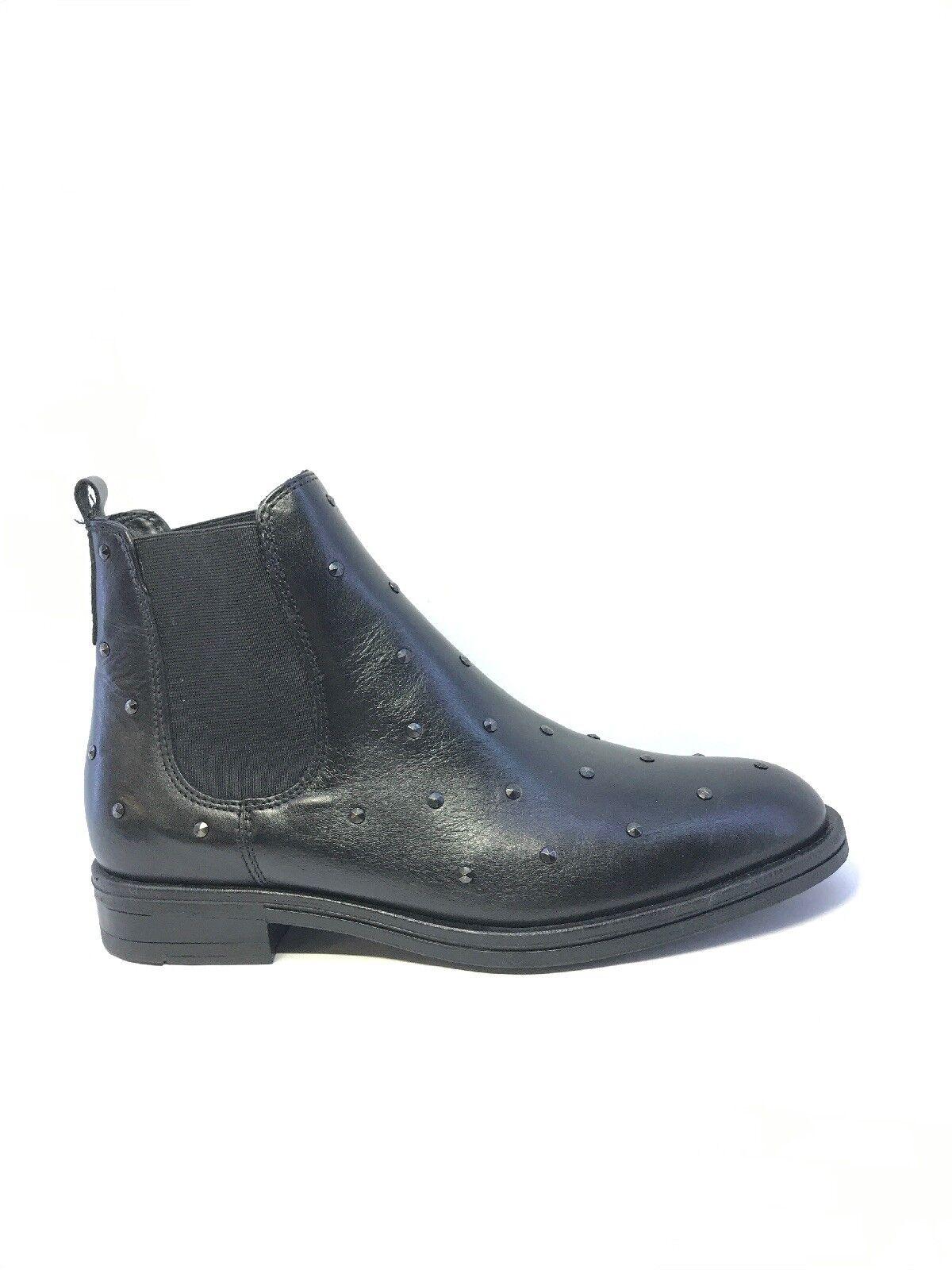 Dei  Colli Ladies nero Studded Chelsea Ankle stivali Dimensione EU 38  negozio online outlet
