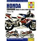 Honda CBR400RR (NC29) GullArm 1990-99 Service and Repair Manual by Matthew Coombs (Hardback, 1999)