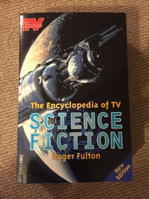 The Encyclopedia of TV Science Fiction, Fulton, Roger 700 pages! TV Times