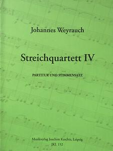 Weyrauch-Quartetto IV