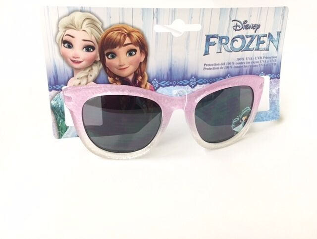 27fa30f047 Disney Frozen Silver Frost Princess Elsa Sunglasses Ages 3 for sale ...