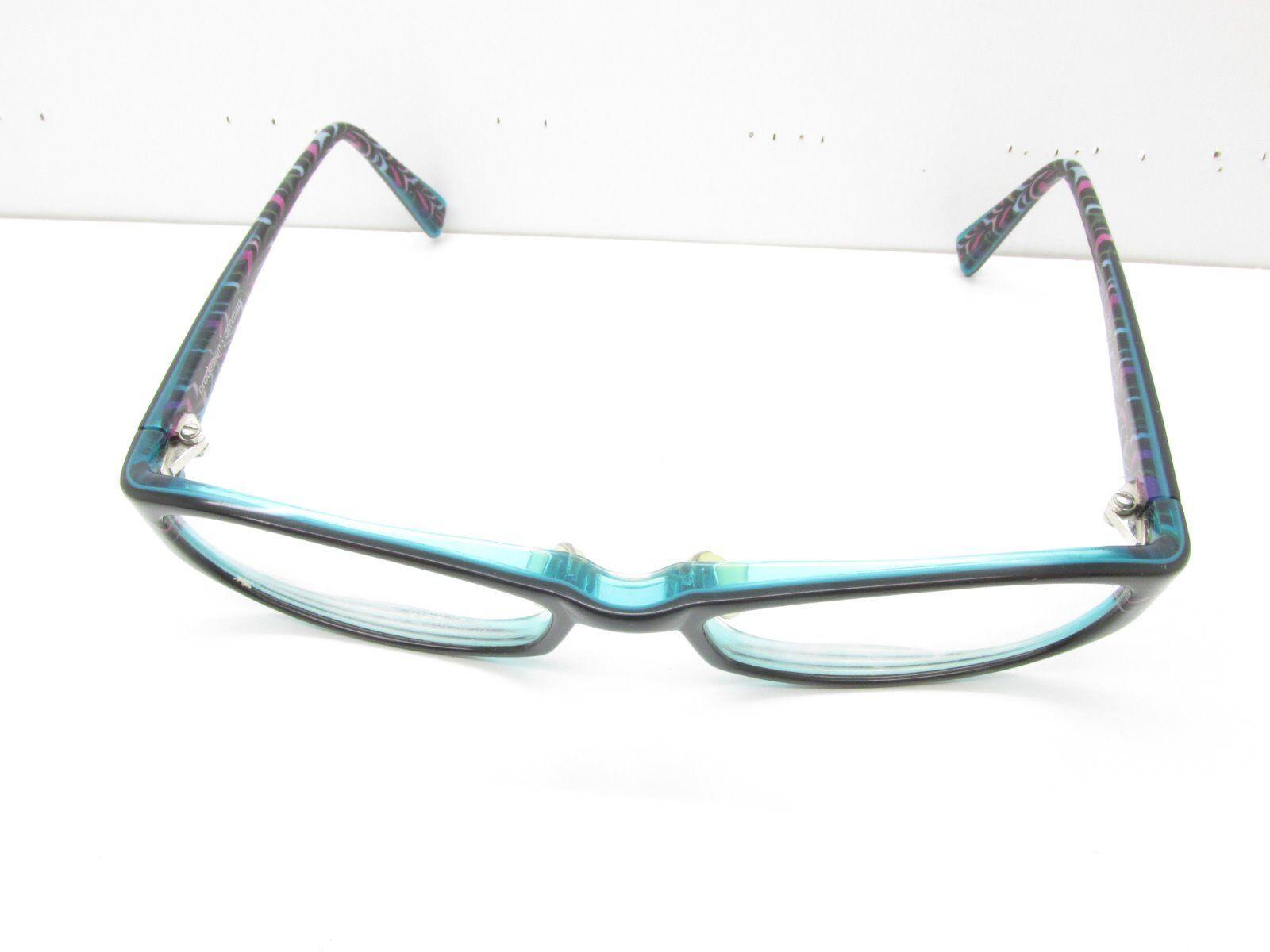 d61d9181acf PRODESIGN Denmark 1672 Eyewear Frames 50-16-130 Black Rectangle Tv6 ...
