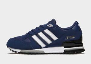 Adidas Originals ZX 750 Blue Trainers