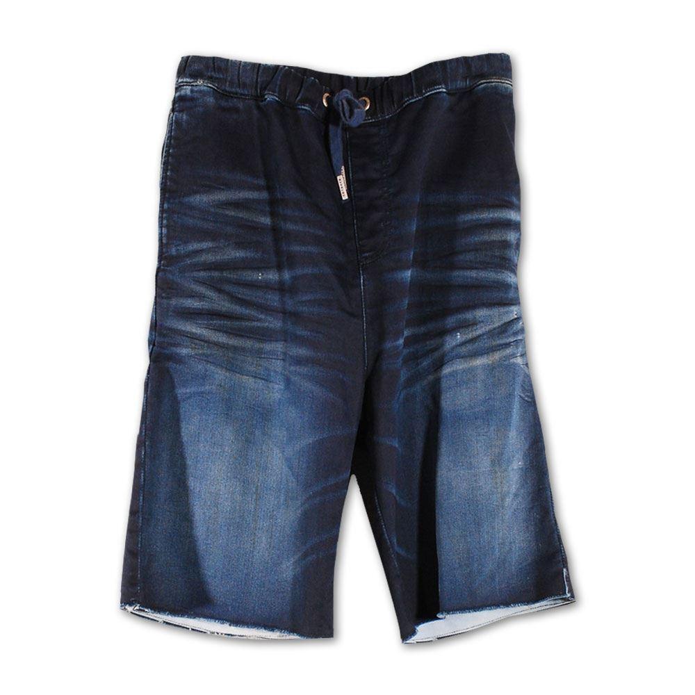 Rivet De Cru Stargazer Napped Napped Napped Denim Fleece Sweat Shorts   | Spaß  e0d80c