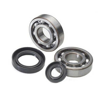 Crank Bearing /& Seal Kit~2001 Honda CR250R All Balls 24-1030