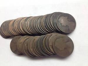 Vrac-victorian-pennies-choisir-le-montant-de-1860-a-1901