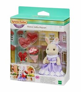 SYLVANIAN FAMILIES - TOWN FLOWER GIFTS PLAYSET TOY
