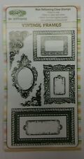 Clear stamps Vintage Fames by Sassafras Lass