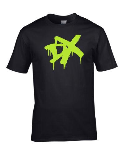 PANTS /& COWBOY HAT GENERATION DX FANCY DRESS WRESTLING WRESTLER T-SHIRT