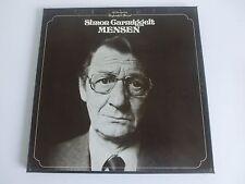 Simon Carmiggelt Mensen Holland  1974 Gesproken Woord 3 LP Box